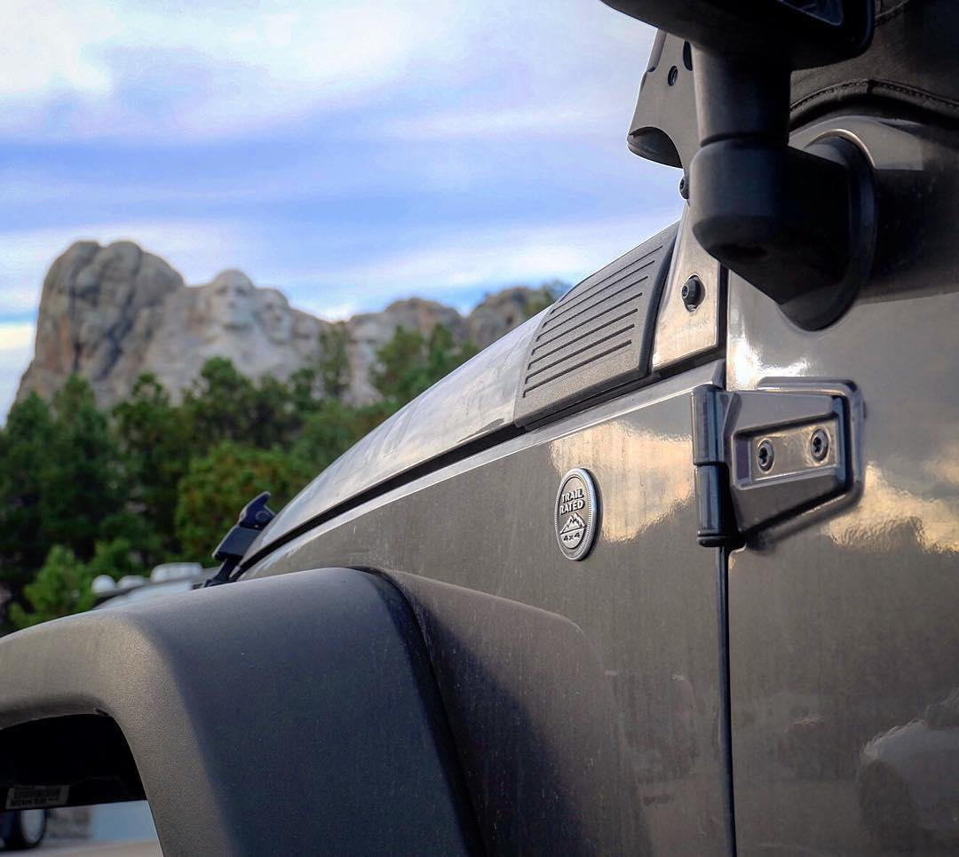 mtjeepmore jeep wrangler mtrushmore southdakota